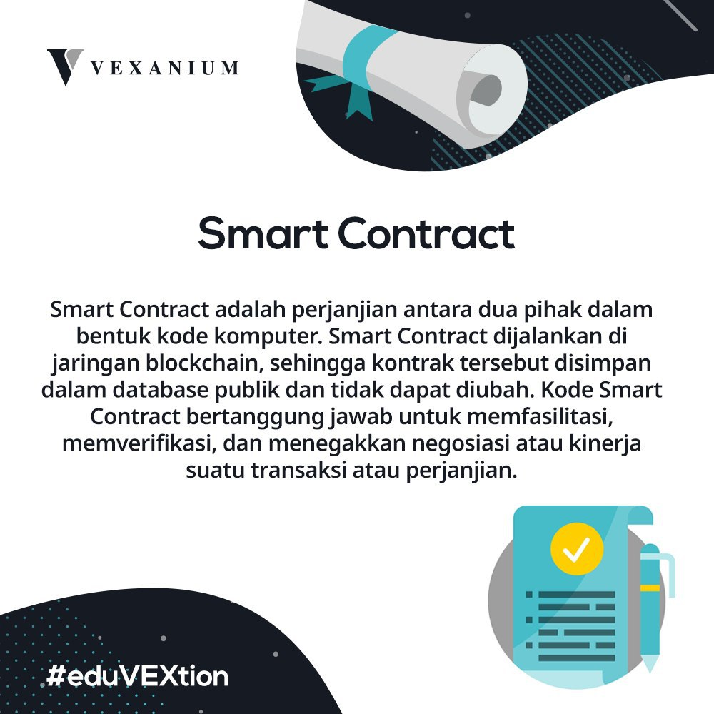 Definisi Smart Contract